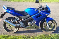 HONDA CBR 125 cc CBR125R-4 - http://motorcyclesforsalex.com/honda-cbr-125-cc-cbr125r-4/