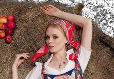 Dirndl Dress, Headscarves, Silk Scarves, Bandana, Tie, Beauty, Dresses, Women, Gowns