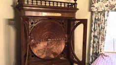 "27"" Regina Music Box playing Adeste Fideles (O Come All Ye Faithful)."