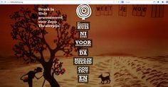 Werkervaring: Webredactie website van jeugdtheatergezelschap Het Houten Huis www.hethoutenhuis.org
