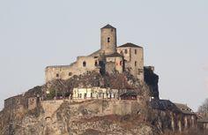 Střekov,Ústí n. Labem,hrad Faux Stone, Crete, Czech Republic, Prague, Places To See, Monument Valley, Medieval, Lab, Around The Worlds