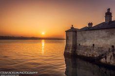 Dun Laoghaire Sunset. Dublin. Ireland.   www.colmjackson.com Dublin Ireland, Jackson, Celestial, Sunset, Photography, Outdoor, Outdoors, Photograph, Fotografie