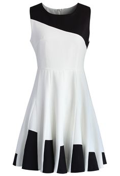 Key to Grace Flare Skater Dress - Party - Dress - Retro, Indie and Unique Fashion
