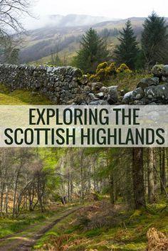 Travel the World: Exploring the Scottish Highlands slowly on a barge cruise with Caledonian Discovery.