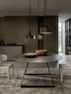 This is simply a work of and are the ultra-modern distinguishing feature of the Blade project: functionality and design go hand in hand. Interior Design Guide, Modern Interior Design, Modern Kitchen Design, Modern House Design, Home Decor Kitchen, Kitchen Interior, Casa Milano, Furniture Design, Sweet Home