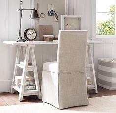 trestle office desk. Sawhorse Trestle Desk | Desks \u0026 Vanities Restoration Hardware Baby Child Office