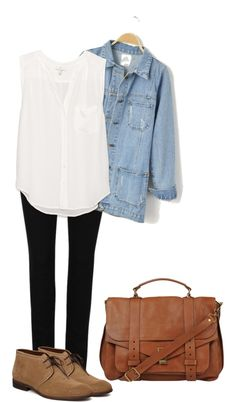 #3 by idolfromfrance featuring a leather shoulder bag