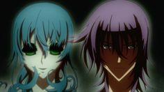 Abel & Cain #anime #shiki