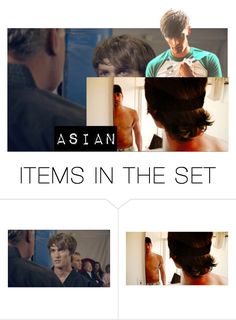 """""""Asian"""" by ofmonstersandmen1 ❤ liked on Polyvore featuring art"""
