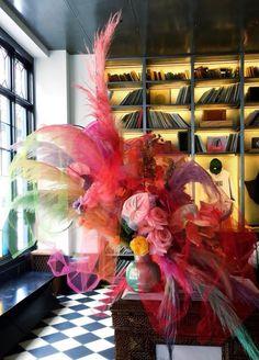 Seven Useful Shade Tolerant Groundcovers For Tough Spots Bespoke Rainbow Floral Design Rainbow Flowers, Love Flowers, Dried Flowers, Beautiful Flowers, Floral Centerpieces, Floral Arrangements, Flower Arrangement, Modern Wedding Flowers, Floral Wedding