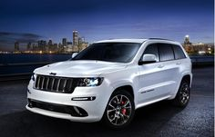 The 2015 Jeep Grand Cherokee SRT8: To Challenge All Foes, Urban Is It's Nature