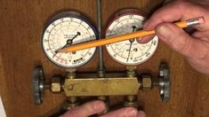 The Basic Refrigeration Cycle: The Pressure / Temperature Relationship