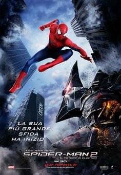 The Amazing Spider-Man 2 Streaming Ita | Online Movie Streaming