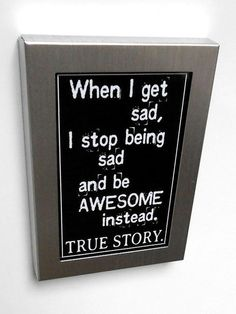 Refrigerator Magnet Silver Metal Frame Black and by LeMaisonBelle, $12.99