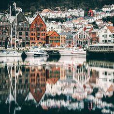 Scandi Six: Norwegian Instagram Accounts to Follow : LandscapesofNorway - Scandinavian Standard