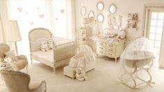 Colori Per Cameretta Neonato : Camerette per neonati e arredo per bambini