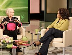 Oprah discusses The Secret with Louise Hay. The Law of Attraction is Powerful!  The Law of Attraction is Magick, it is Prayer, it is Real.  I knew it even as a child when I realized if I concentrated on something hard enough & made myself see it come alive in my mind, it would happen.  I tend to forget it now....but it is true.