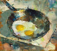 Ignat Ignatov Bulgarian-American Painter