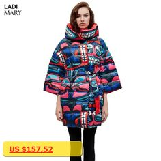 LADIMARY High Quality Womens Winter Double Side Can Wear Warm 90% White Duck Down Jacket Women Coat Y15009L