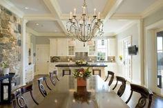 kitchens designs | love it! benjamin moore brushed aluminum