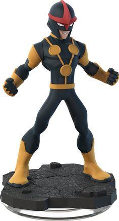 Nova (Sam Alexander) est l'un des personnages présents dans le pack aventure Spiderman qui possède des pouvoirs tirés de la force nova, une force extraterrestre lui permettant de voler très rapidement et de porter des attaques puissantes contre ses ennemis. Cette figurine n'est pas disponible en pack seule mais uniquement dans le pack aventure Spiderman. …
