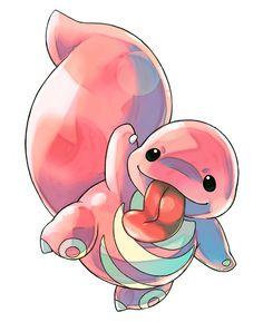 "hijirinoyuta: ""ベロリンガ "" Pokémon - Pokemon"