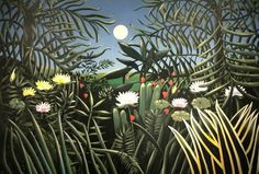 Sacred Really Like - 22 Solutions That Should Change The Tide In Your Daily Life Along With The Lives Of Any Individual Henri Rousseau Henri Rousseau, Jungle Art, Post Impressionism, Naive Art, Outsider Art, Art Plastique, Teaching Art, Famous Artists, Painting Inspiration