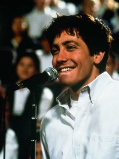 BROTHERTEDD.COM - lestercorp: I am pretty troubled and I am... Jake Gyllenhaal Donnie Darko, Monica Belluci, Denise Richards, Movie Characters, Baby Daddy, Good Looking Men, River Phoenix, Great Movies, Man Crush