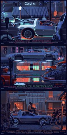 BrainDropping: Some nice back to the future posters!