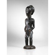 Statue d'ancêtre, Niembo méridionaux, Hemba, République Démocratique du Congo | lot | Sotheby's - READ cat. note