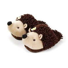 Well THESE are adorable! //Hedgehog Slippers | 27 Valentine's Day Gifts You Should Buy For Yourself