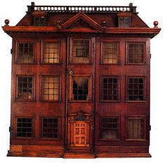 Manwaring Doll's House, 1718.