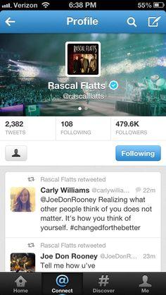 Rascal Flatts RT