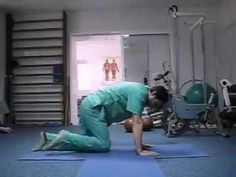 Lumbar Disc Exercises - Good for . Best Workout Plan, At Home Workout Plan, At Home Workouts, Pilates, Yoga Fitness, Health Fitness, Love Handles, Hernia Exercises, Nifty Science