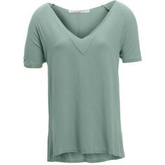 Fashioned to be lived-in and well-loved, the Project Social T Women's Ginny T-Shirt offers laid back resplendence and style. The Ginny features a swingy, blended fabric that's fit for drinks on the patio of your favorite bar or Casual Fridays at work, while the raw edges, subtle seams, and side slits promote an effortlessly vintage feel. Pair with high-waist kick flares or a sprightly, summery skirt for the complete look.