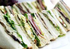Lunchbox Treats - Twenty Ideas for Sandwich Fillings