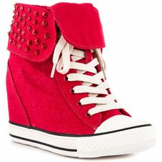 Cavity - Red Fabric $84.99 #Rock&Candy