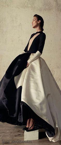 Stéphane Rolland Haute Couture Fall 2016 - Ivana Dropulic