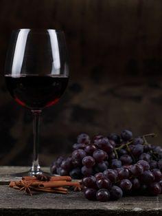 Agregar vino tinto en el jabon
