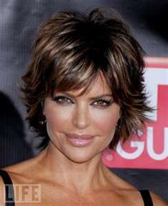 Hair Like Lisa Rinna | ... Tidbits - Bits and Pieces of My Life: I Got A Lisa Rinna Hairdo