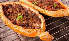 Turkey Street Food Street food in turkey Istanbul street food New 2017 Turkish Recipes, Ethnic Recipes, New Recipes, Favorite Recipes, Ground Meat Recipes, Cheesesteak, Street Food, Good Food, Fun Food