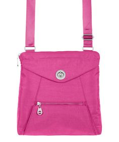 Look at this #zulilyfind! Cherry Blossom Lyon Crossbody Bag by baggallini #zulilyfinds