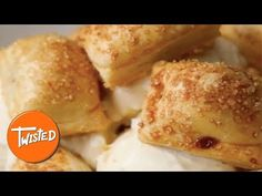 Ice Cube Apple Pies | Twisted - YouTube