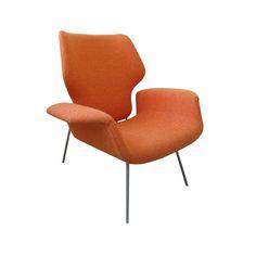 Upholstered Chair Alvin Lustig, 1949