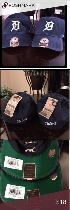 ⚾️⚾️Detroit Tigers Cap⚾️⚾️ New Detroit Tigers Baseball Cap never worn Other