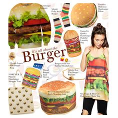 Hamburger Fashion