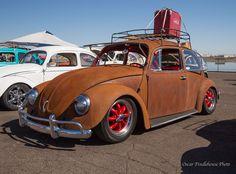 Volkswagen : Rusty pantino look