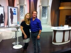 Presenting on QVC Italy