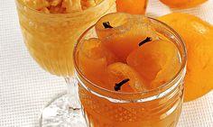 Doce de casca de laranja