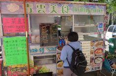 A Tour of Columbia University's Asian Food Carts | EATER